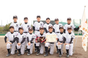 大東市長旗争奪リトルリーグ野球大会
