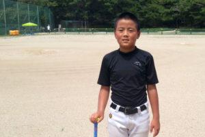 台湾少年野球国際親善試合